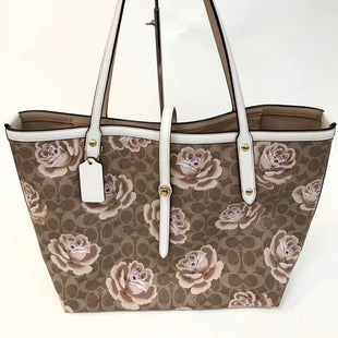 Primary Photo - BRAND: COACH STYLE: HANDBAG DESIGNER COLOR: FLORAL SIZE: MEDIUM SKU: 262-26275-55689SLIGHT WEAR TO CORNERS - DESIGNER ITEM, FINAL SALE