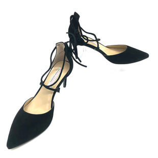 Primary Photo - BRAND: CHINESE LAUNDRY / KRISTIN CAVALLARISTYLE: SANDALS LOW COLOR: BLACK SIZE: 8 SKU: 262-26275-76592