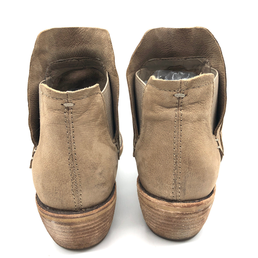 Photo #4 - BRAND: DOLCE VITA <BR>STYLE: BOOTS ANKLE <BR>COLOR: TAN <BR>SIZE: 6.5 <BR>SKU: 262-26275-75273<BR><BR>FIRST PHOTO IS MOST COLOR ACCURATE, OTHERS MAY APPEAR A BIT LIGHTER THAN TRUE COLOR.
