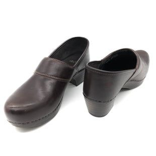 Primary Photo - BRAND: DANSKO STYLE: SHOES FLATS COLOR: BROWN SIZE: 8 / 39SKU: 262-262101-2296SOME SLIGHT SCRATCHES.