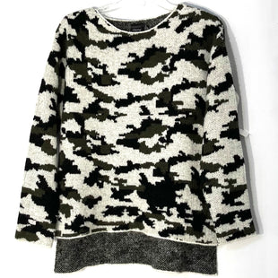 Primary Photo - BRAND: CLICHE STYLE: SWEATER LIGHTWEIGHT COLOR: CAMOFLAUGE SIZE: S SKU: 262-26211-143449