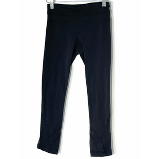 Primary Photo - BRAND: LULULEMON STYLE: ATHLETIC CAPRIS COLOR: BLACK SIZE: 2 SKU: 262-26241-47324DESIGNER FINAL