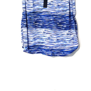 Primary Photo - BRAND: VINCE CAMUTO STYLE: TOP SLEEVELESS COLOR: BLUE WHITE SIZE: 1X SKU: 262-26275-72947