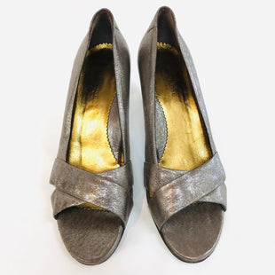 Primary Photo - BRAND: TARYN ROSE STYLE: SHOES LOW HEELSCOLOR: METALLIC SIZE: 8.5 SKU: 262-26275-46820- AS IS -