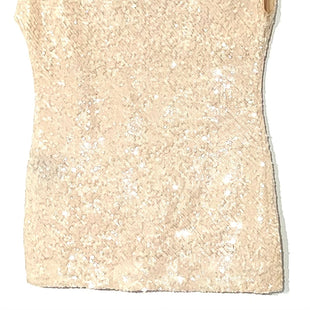 Primary Photo - BRAND: ALICE + OLIVIA STYLE: TOP SLEEVELESS COLOR: SEQUIN SIZE: XS/TPSKU: 262-26275-68633BRILLIANCE IN SPARKLESDESIGNER FINAL