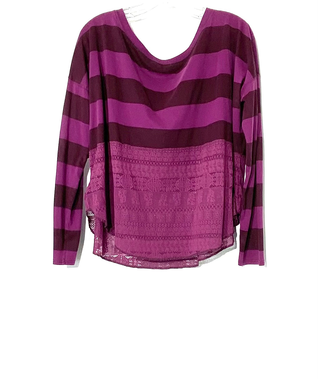 Photo #1 - BRAND: WE THE FREE <BR>STYLE: TOP LONG SLEEVE <BR>COLOR: PURPLE <BR>SIZE: M <BR>SKU: 262-26275-61106