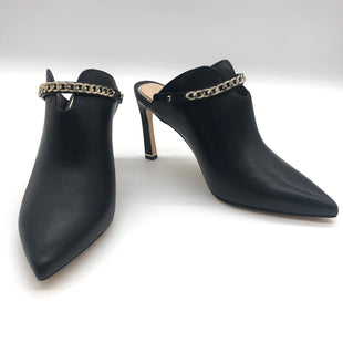 Primary Photo - BRAND: WHITE HOUSE BLACK MARKET STYLE: BOOTS ANKLE COLOR: BLACK SIZE: 7.5 SKU: 262-26211-144684