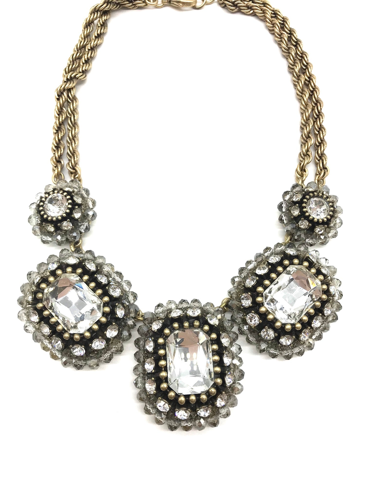Photo #2 - BRAND:    BANANA REPUBLIC <BR>STYLE: NECKLACE <BR>COLOR: SPARKLES <BR>SKU: 262-26275-68014