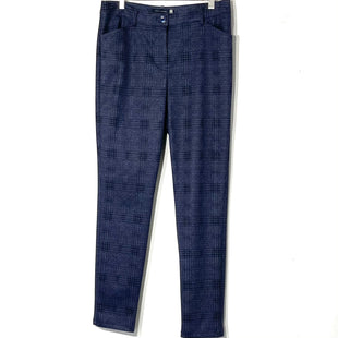 Primary Photo - BRAND: TOMMY HILFIGER STYLE: PANTS COLOR: PLAID BLUESIZE: 6 SKU: 262-26275-76459PURCHASE WITH MATCHING BLAZER