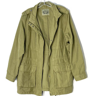 Primary Photo - BRAND: LEVIS STYLE: JACKET OUTDOOR COLOR: OLIVESIZE: 2X SKU: 262-26211-144642