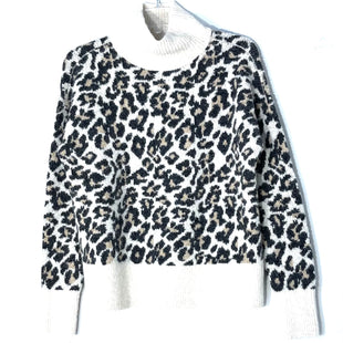 Primary Photo - BRAND: ANN TAYLOR LOFT STYLE: SWEATER LIGHTWEIGHT COLOR: ANIMAL PRINT SIZE: M SKU: 262-262101-3123