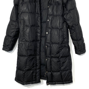 "Primary Photo - BRAND: NORTH FACE STYLE: COAT COLOR: BLACK SIZE: M SKU: 262-26241-42646PIT TO HEM 25""DESIGNER FINAL"