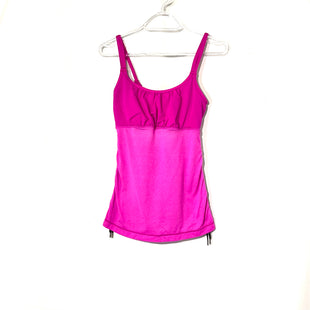 Primary Photo - BRAND: LULULEMON STYLE: ATHLETIC TANK TOP COLOR: HOT PINK SIZE: 4 SKU: 262-26275-73932BRA INSERTS MISSING AS IS