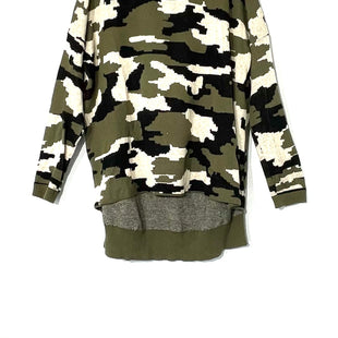 Primary Photo - BRAND:    MILLAUSTYLE: SWEATER LIGHTWEIGHT COLOR: CAMOFLAUGE SIZE: M OTHER INFO:SKU: 262-26275-73505