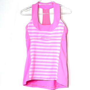 Primary Photo - BRAND: LULULEMON STYLE: ATHLETIC TANK TOP COLOR: HOT PINK SIZE: 8 SKU: 262-26275-75857GENTLE WEAR AS IS
