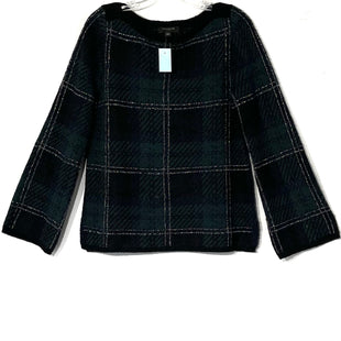 Primary Photo - BRAND: ANN TAYLOR STYLE: SWEATER LIGHTWEIGHT COLOR: BLUE GREEN SIZE: L PETITESKU: 262-26275-75896. NWT.