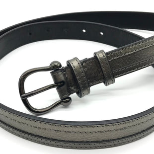 Primary Photo - BRAND: BURBERRY STYLE: BELT COLOR: METALLIC SIZE: 40 | 100SKU: 262-26275-69450IN EXCELLENT SHAPE AND CONDITION