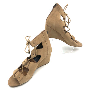 Primary Photo - BRAND: DOLCE VITA STYLE: SANDALS LOWCOLOR: BEIGE SIZE: 8.5 SKU: 262-26211-142278SOME SLIGHT WEAR