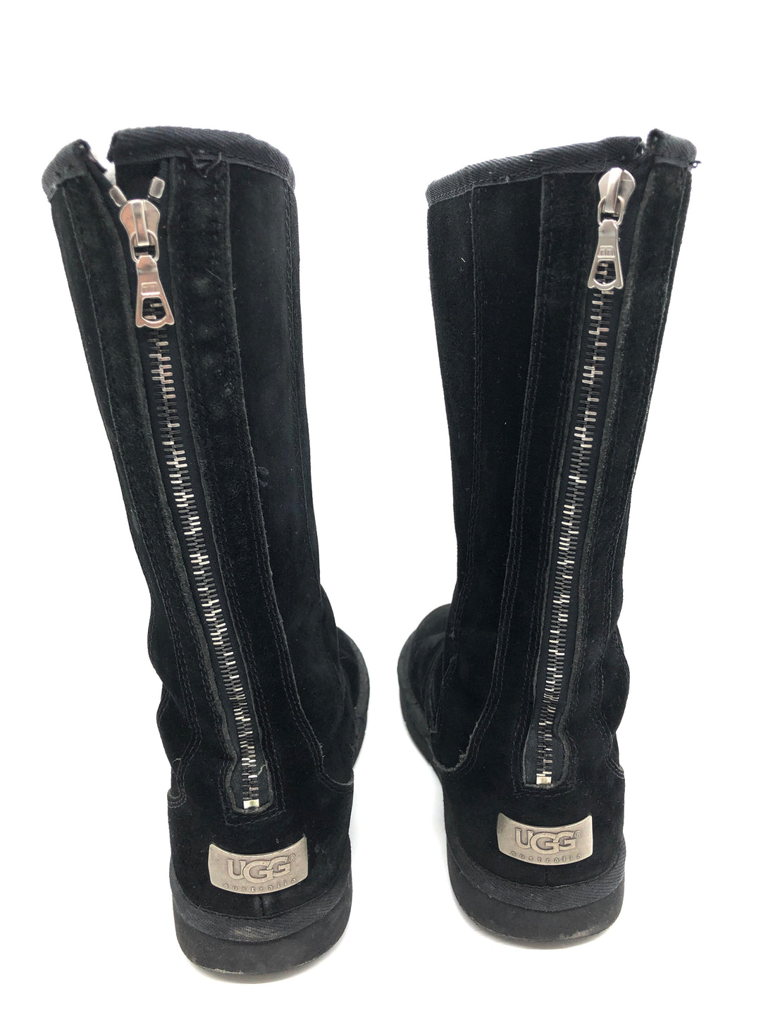 Photo #4 - BRAND: UGG <BR>STYLE: BOOTS KNEE <BR>COLOR: BLACK <BR>SIZE: 6 <BR>SKU: 262-26275-75288<BR><BR>PRICE REFLECTS SOME SLIGHT WEAR (EX. SCUFFING, WATER SPOTS)