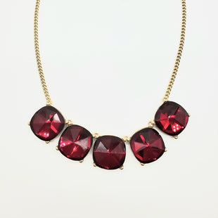 Primary Photo - BRAND: THE LIMITED STYLE: NECKLACE COLOR: RED SKU: 262-26211-136830AS IS
