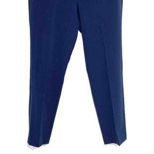 Primary Photo - BRAND: MICHAEL KORS STYLE: PANTS COLOR: NAVY SIZE: 12 SKU: 262-26275-6514385% POLYESTER 15% ELASTANE