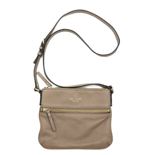 Primary Photo - BRAND: KATE SPADE STYLE: HANDBAG DESIGNER COLOR: TAN SIZE: SMALL SKU: 262-262101-2295RGENTLE WEAR - AS IS
