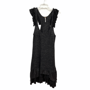Primary Photo - BRAND: FREE PEOPLE STYLE: DRESS SHORT SLEEVELESS COLOR: BLACK SIZE: L SKU: 262-262101-3004