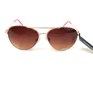 Primary Photo - BRAND: EXPRESS STYLE: SUNGLASSES COLOR: BROWN SKU: 262-26285-2753