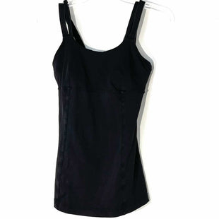 Primary Photo - BRAND: LULULEMON STYLE: ATHLETIC TANK TOP COLOR: BLACK SIZE: S OTHER INFO: APPROX 4-6 NO TAG SKU: 262-26241-46999