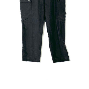 Primary Photo - BRAND: TORY BURCH STYLE: PANTS COLOR: CHARCOAL SIZE: 2 SKU: 262-26275-72077