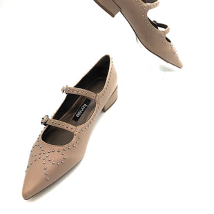 Primary Photo - BRAND: KENSIE STYLE: SHOES FLATS COLOR: TAN SIZE: 7.5 SKU: 262-26211-127551