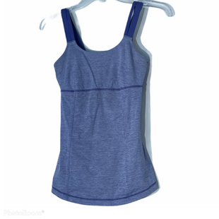 Primary Photo - BRAND: LULULEMON STYLE: ATHLETIC TANK TOP COLOR: PERIWINKLE SIZE: 4OTHER INFO: SKU: 262-26241-47010DESIGNER FINAL