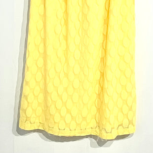 Primary Photo - BRAND: INTERNATIONAL CONCEPTS STYLE: DRESS SHORT SLEEVELESS COLOR: YELLOW SIZE: 1X SKU: 262-26211-140495