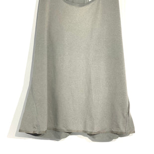 Primary Photo - BRAND: ATHLETA STYLE: ATHLETIC TANK TOP COLOR: GREY SIZE: L SKU: 262-26211-140643