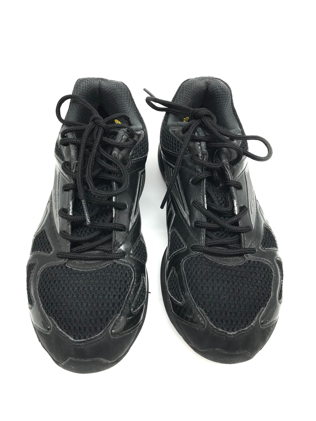 Photo #3 - BRAND: REEBOK <BR>STYLE: SHOES ATHLETIC <BR>COLOR: BLACK <BR>SIZE: 8 <BR>SKU: 262-26241-43781
