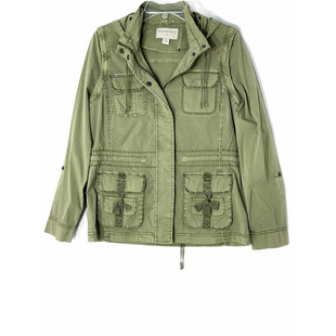 Primary Photo - BRAND:  MARRAKECH STYLE: TOP LONG SLEEVE JACKETCOLOR: OLIVE SIZE: M OTHER INFO: MARRAKECH - SKU: 262-262101-3190