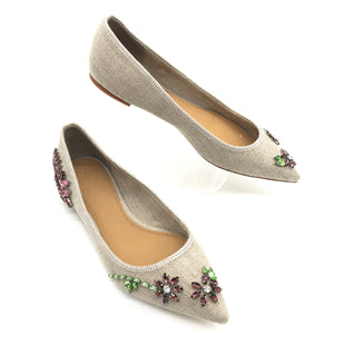 Primary Photo - BRAND: TORY BURCH STYLE: SHOES FLATS COLOR: SPARKLES SIZE: 8 SKU: 262-26241-44642NEW CONDITION