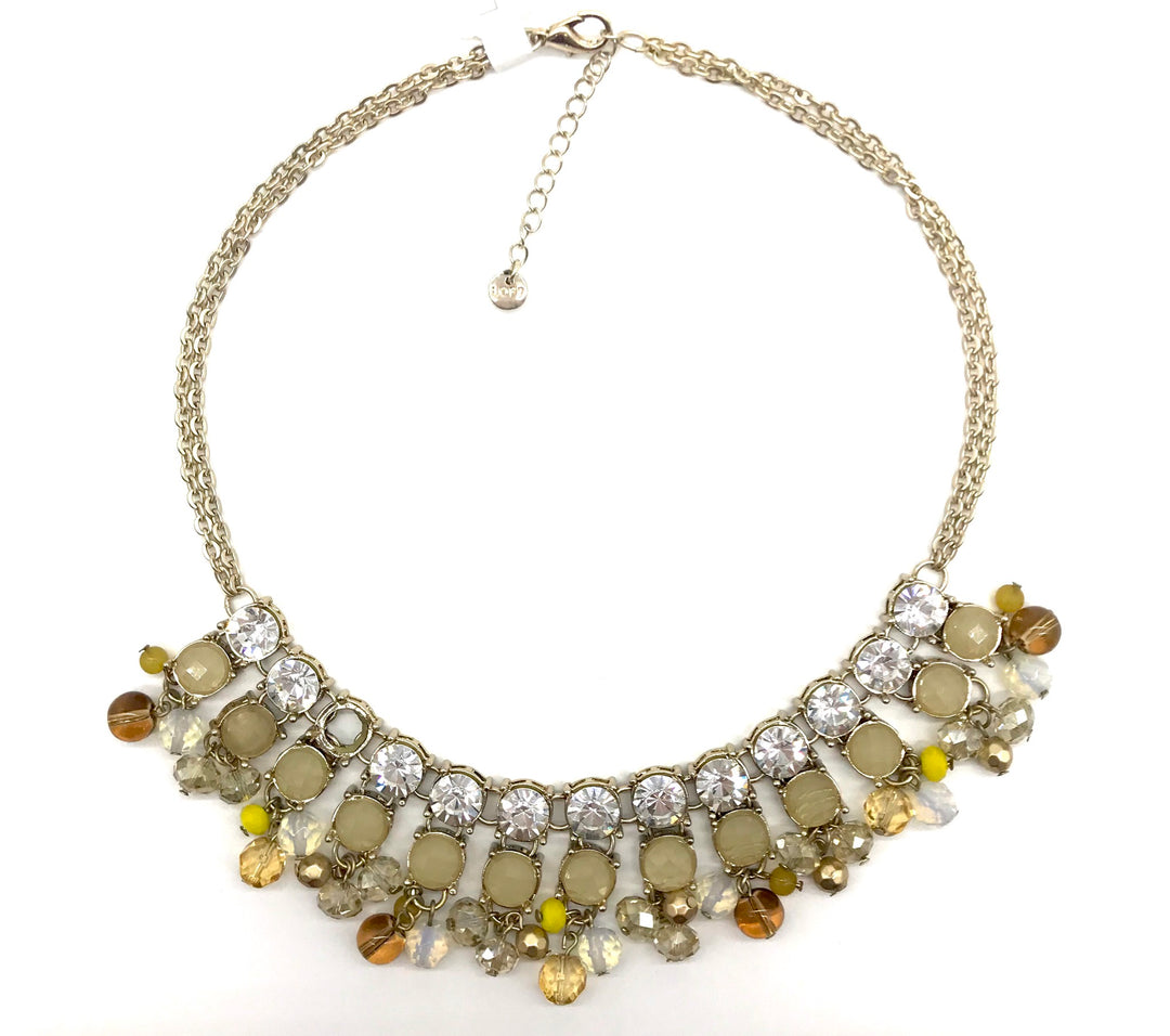 Photo #1 - BRAND:  LOFT<BR>STYLE: NECKLACE <BR>COLOR: MULTI <BR>SKU: 262-26275-63187<BR>AS IS