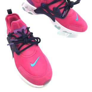 Primary Photo - BRAND: NIKE STYLE: REACT PRESTOCOLOR: PINK SIZE: 8 SKU: 262-26241-43780IN GOOD SHAPE AND CONDITION