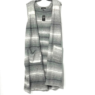Primary Photo - BRAND: LANE BRYANT STYLE: SWEATER CARDIGAN LIGHTWEIGHT COLOR: GREY WHITE SIZE: 2X/22-24SKU: 262-26275-77495