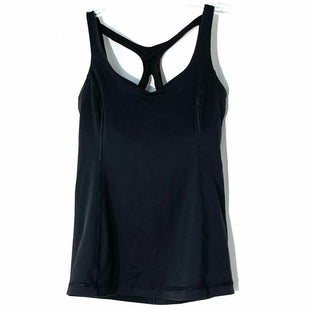 Primary Photo - BRAND: LULULEMON STYLE: ATHLETIC TANK TOP COLOR: BLACK SIZE: S OTHER INFO: APPROX 4-6 NOTAG SKU: 262-26241-47005