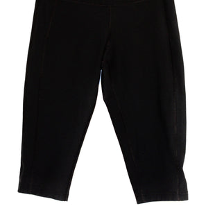 Primary Photo - BRAND: NIKE APPAREL STYLE: ATHLETIC SHORTS COLOR: BLACK SIZE: S SKU: 262-26275-57162