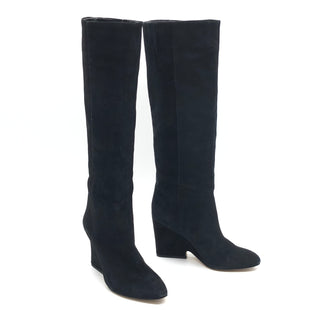Primary Photo - BRAND: SAM EDELMAN STYLE: BOOTS KNEE COLOR: BLACK SIZE: 7.5 SKU: 262-26211-142276GENTLE WEAR - AS IS