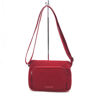 Primary Photo - BRAND: VERA BRADLEY STYLE: HANDBAG COLOR: RED SIZE: SMALL SKU: 262-26275-72421AS IS FINAL SALE