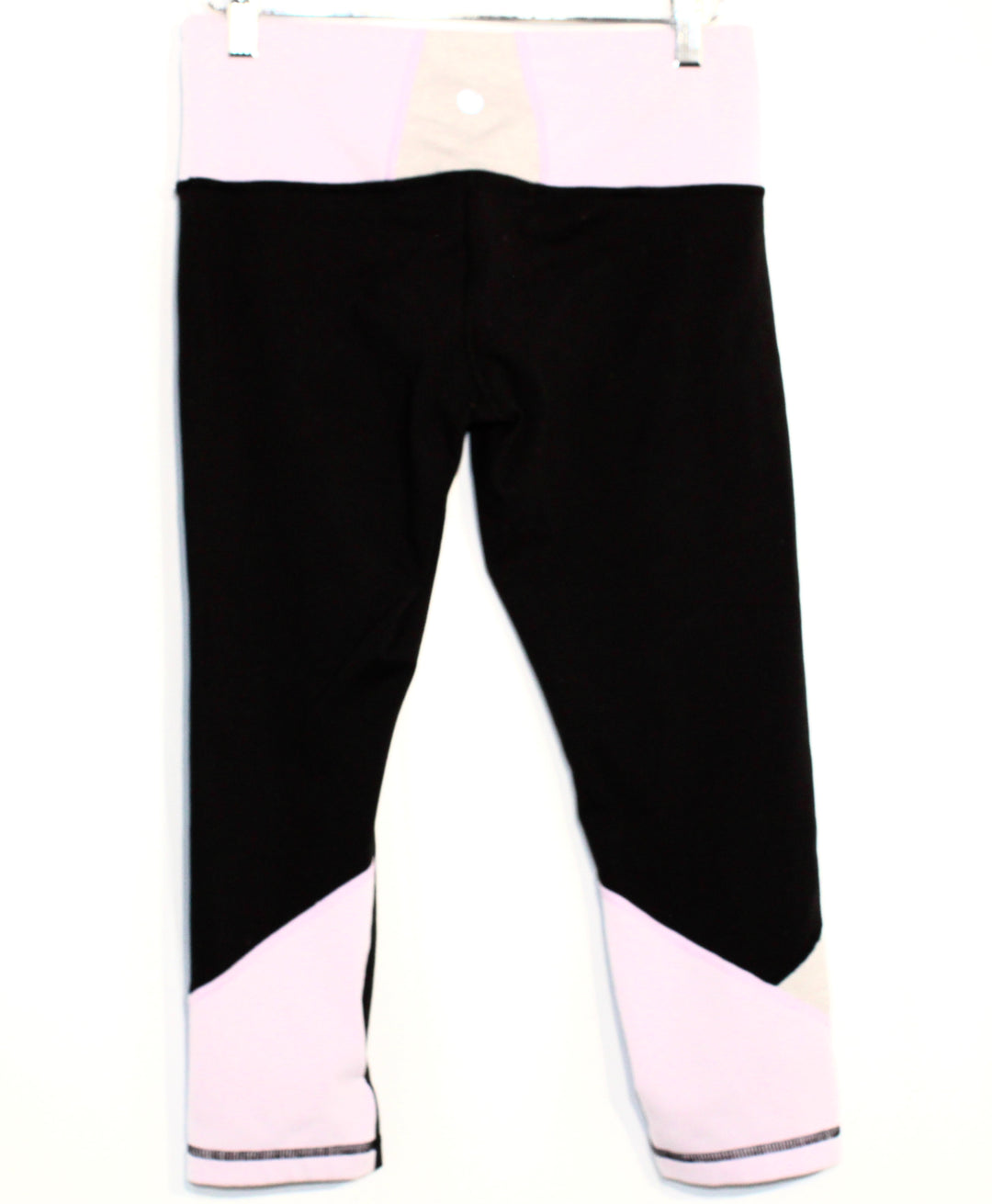 Photo #1 - BRAND: LULULEMON <BR>STYLE: ATHLETIC CAPRIS <BR>COLOR: BLACK LILAC<BR>SIZE: 6 <BR>SKU: 262-262101-1012<BR><BR>GENTLE WEAR AS IS <BR>DESIGNER FINAL