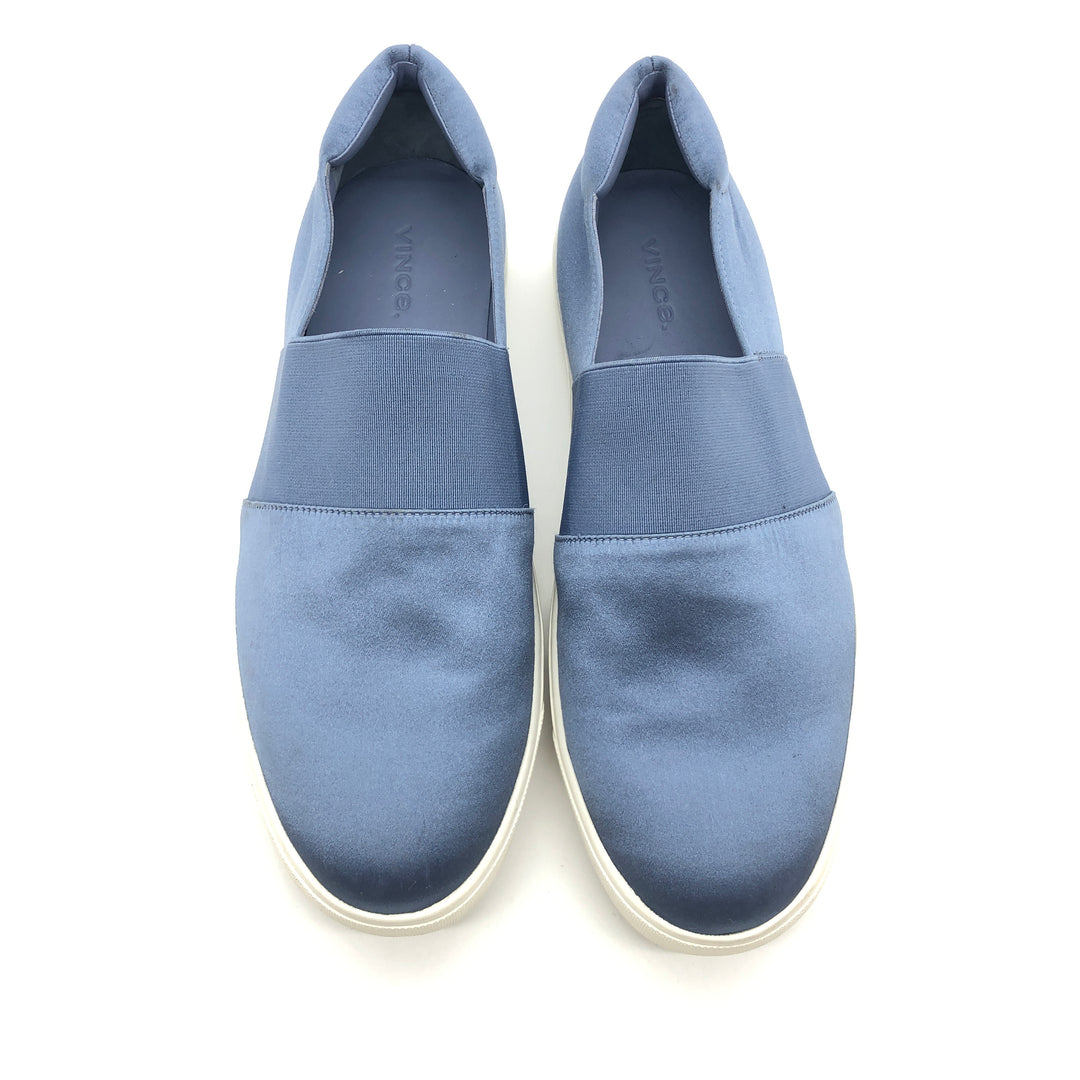 Photo #1 - BRAND: VINCE <BR>STYLE: SHOES FLATS <BR>COLOR: LIGHT BLUE <BR>SIZE: 10 <BR>SKU: 262-26275-73790<BR>NEW CONDITION
