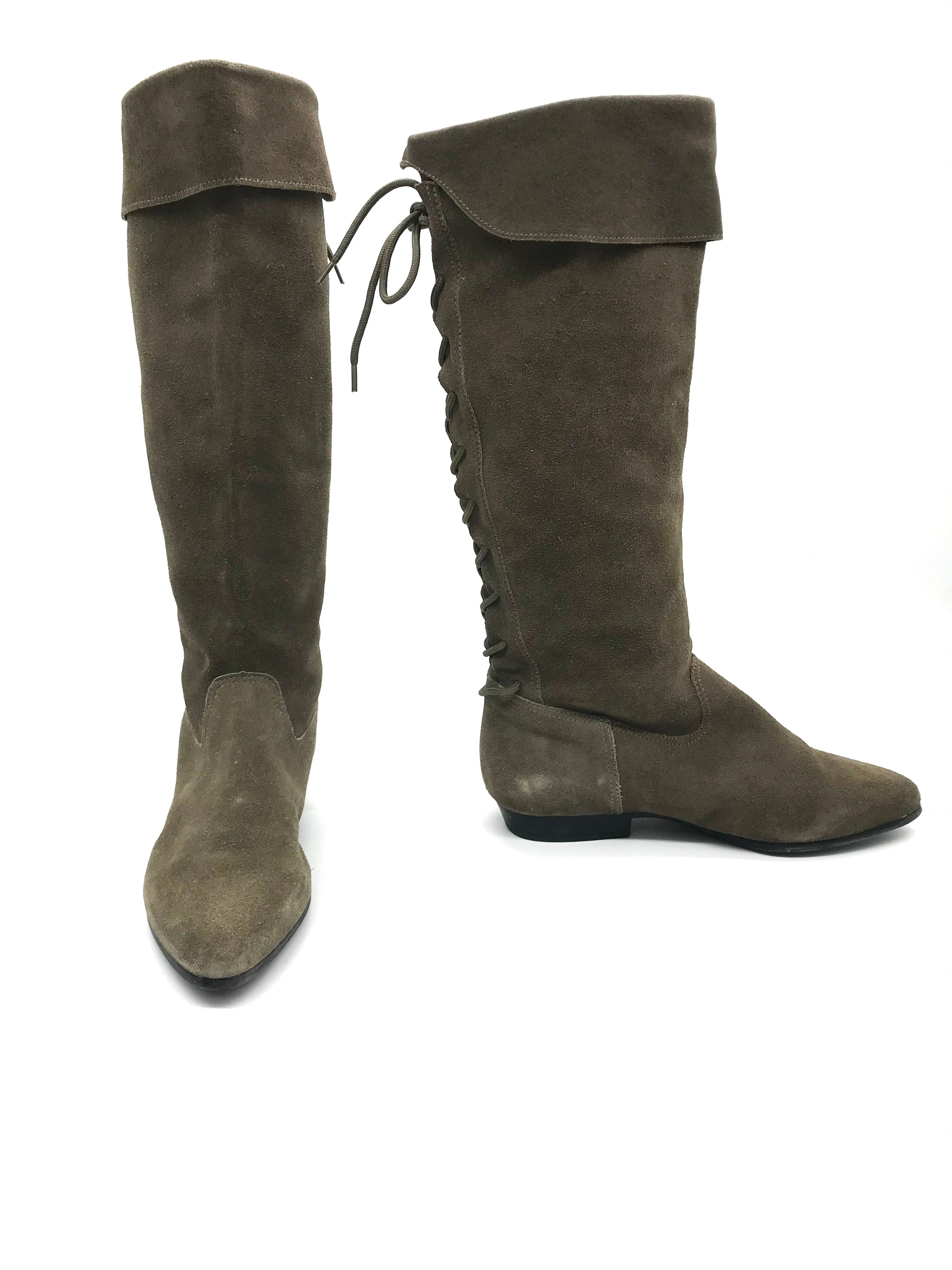 Primary Photo - BRAND: ALDO <BR>STYLE: BOOTS KNEE <BR>COLOR: TAN <BR>SIZE: 5 <BR>SKU: 262-26275-71909<BR><BR>MAY HAVE SOME SLIGHT SIGNS OF WEAR