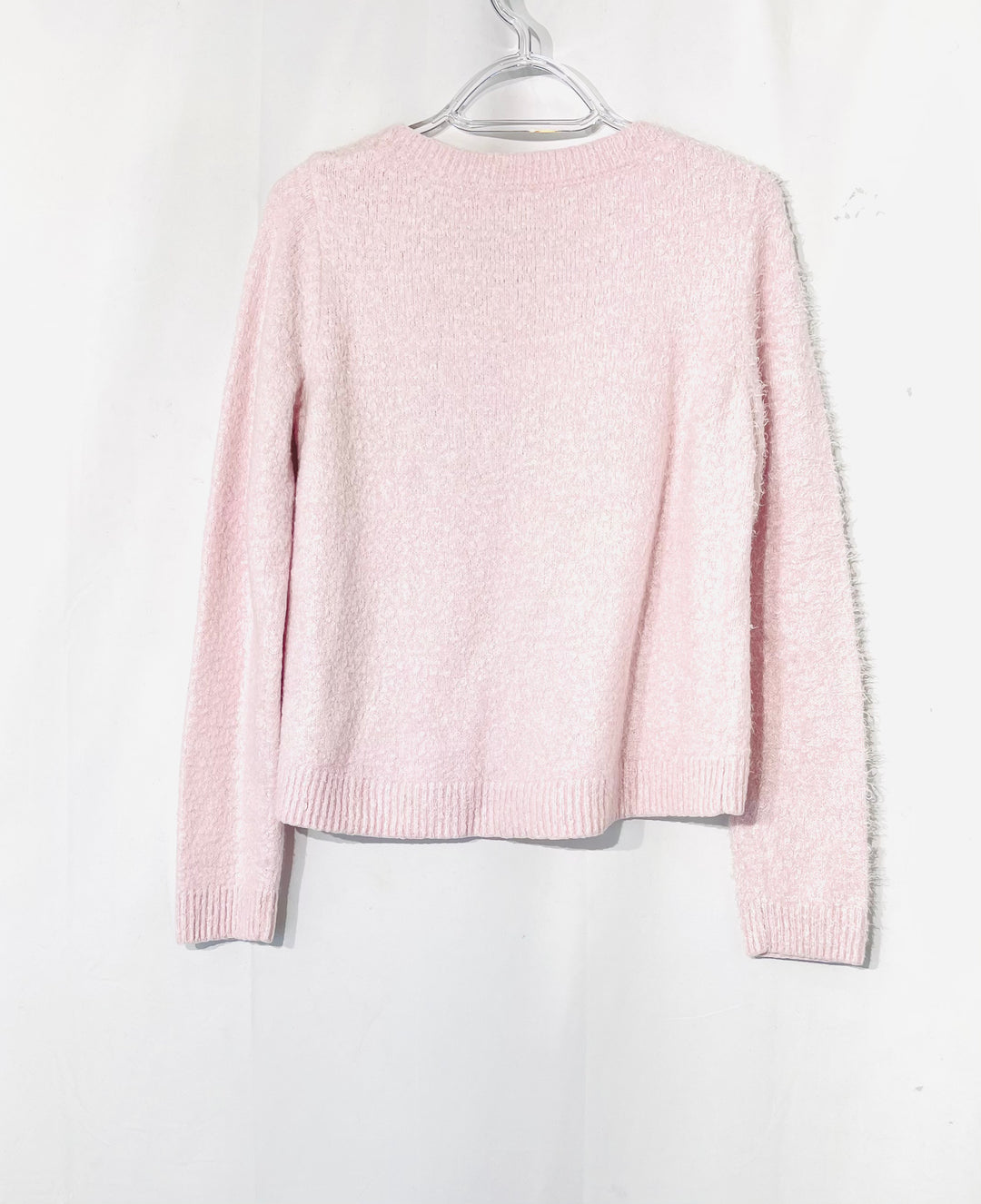 Photo #1 - BRAND: LAUREN CONRAD <BR>STYLE: SWEATER LIGHTWEIGHT <BR>COLOR: LIGHT LILAC<BR>SIZE: M <BR>SKU: 262-26241-44600