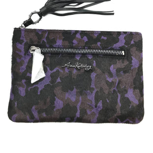 "Primary Photo - BRAND: AIMEE KESTENBERG STYLE: WRISTLET COLOR: PURPLE SKU: 262-26275-72976AS IS NEW CONDITION DESIGNER BRAND FINAL SALE APPROX 10""X7"""