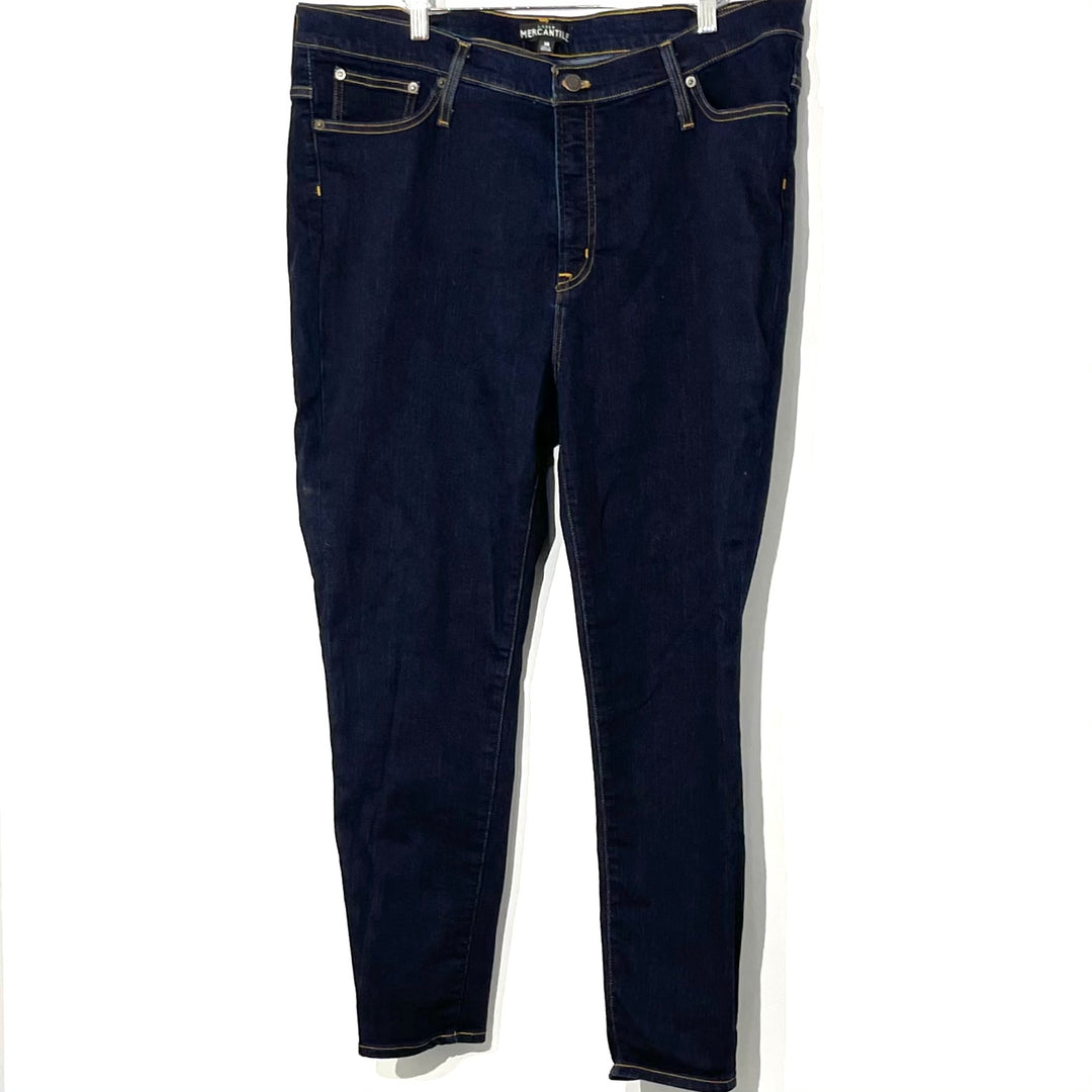 Primary Photo - <P>BRAND: J CREW <BR>STYLE: JEANS <BR>COLOR: DENIM<BR>SIZE: 16<BR>SKU: 262-26275-76556</P>